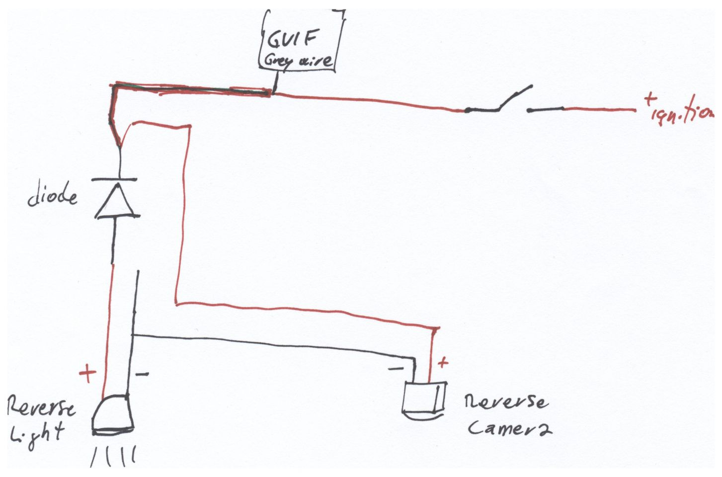 rv camera wiring diagram  rv  free engine image for user