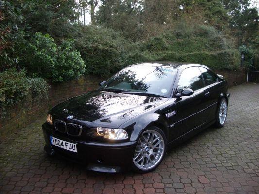 Bmw M3 E46 Csl. BMW E46 M3 CSL