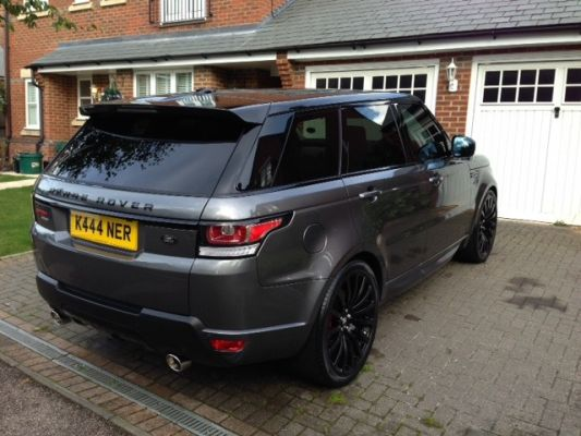 RRSPORTCOUK View Topic MY RRS Finished In All Her Glory - Range rover forum