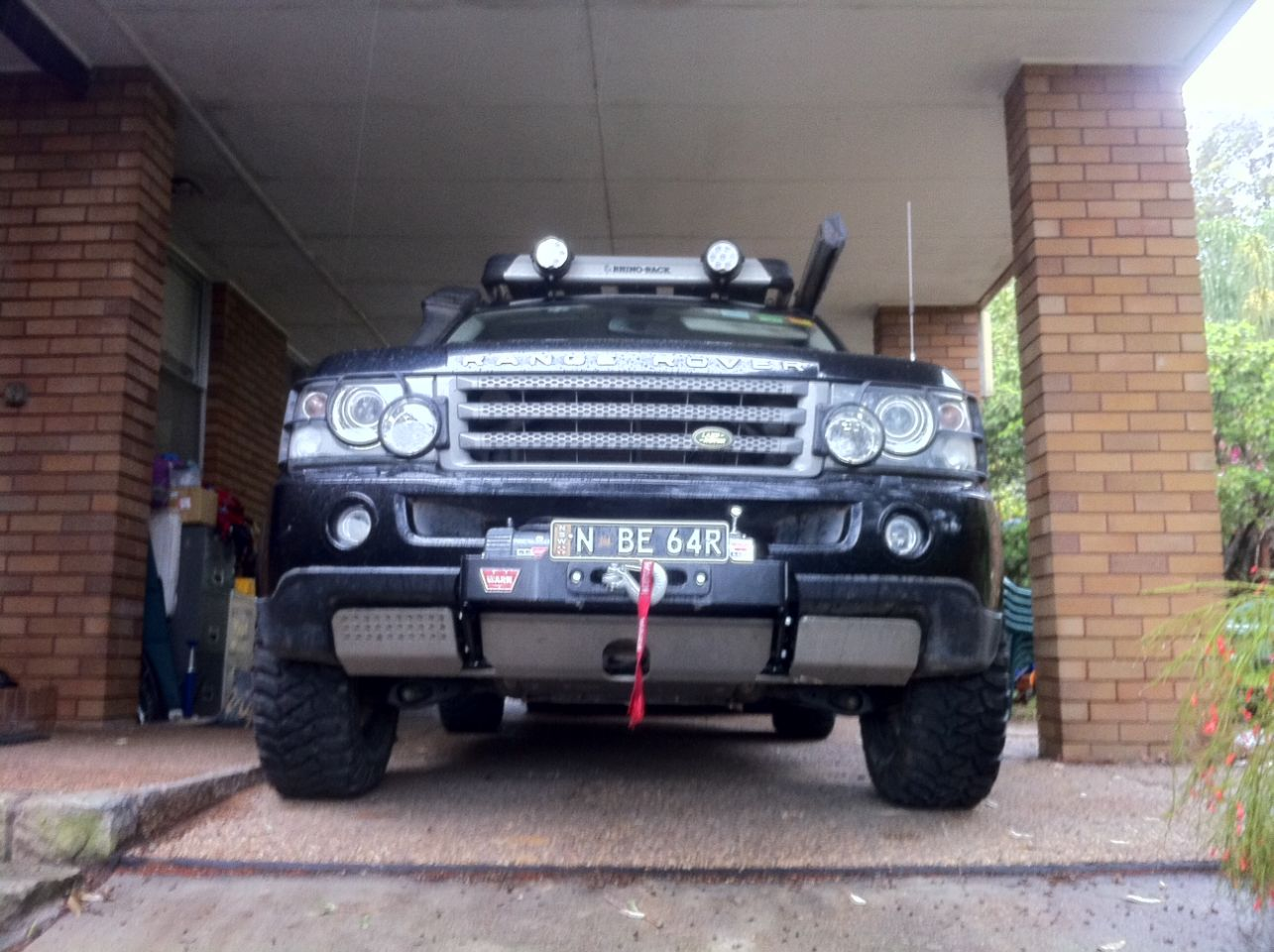 Range Rover Sport Off Road Accessories Www Imgkid Com