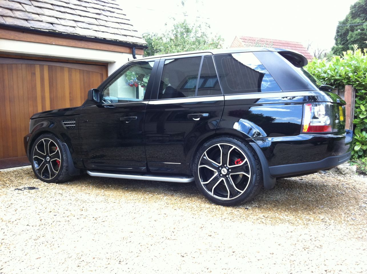 Rrsport Co Uk View Topic Anyone Fitted Mudflaps All Around