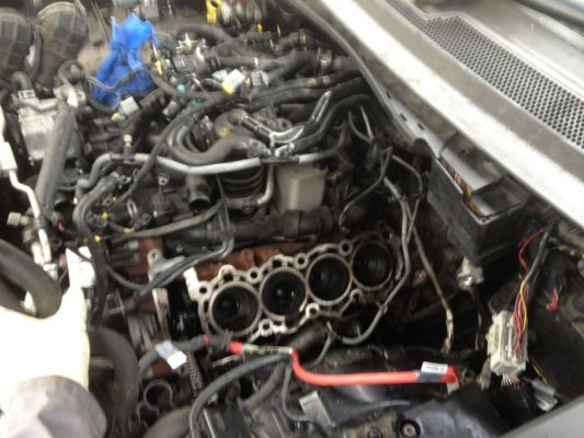 Rrsport Co Uk View Topic Range Rover Turbo Failure And