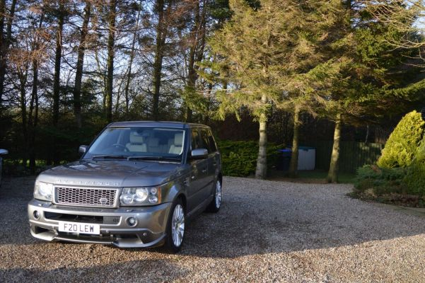 Rrsport Co Uk View Topic For Sale 2008 Overfinch