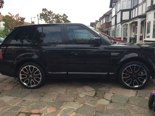 Rrsport Co Uk View Topic Before And After Overfinch