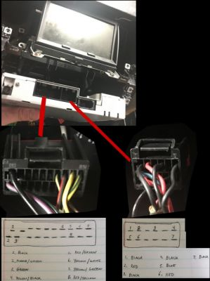 RRSPORTCOUK View topic 06 Range Rover Sport Logic 7 Head Unit